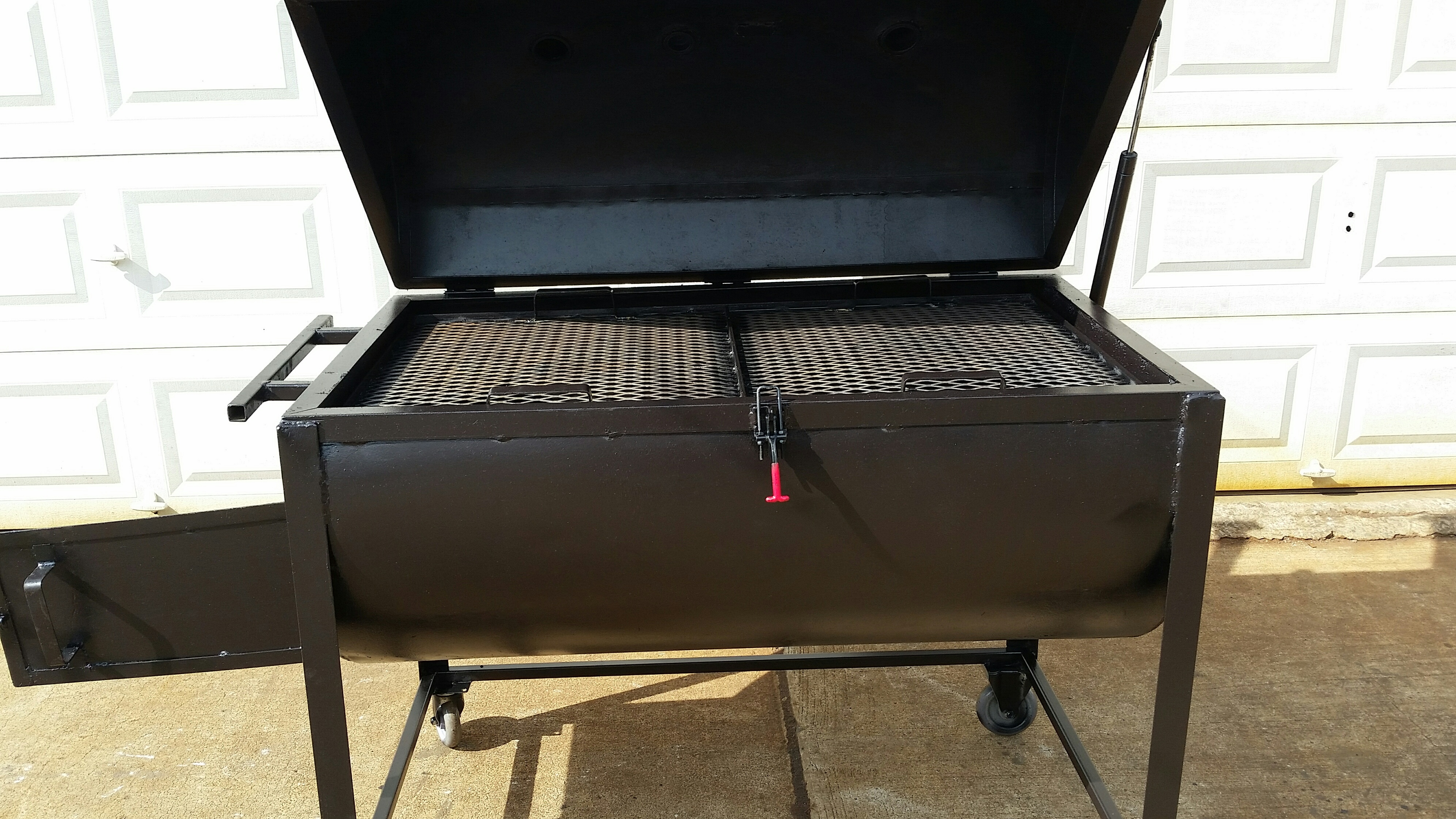 can don blistering electric bbq yardmasterz com food time the george heating that decent t for smaller some grill once element produce best but gf it job heat s take warm expect to grills forman pedestal does a has updated up